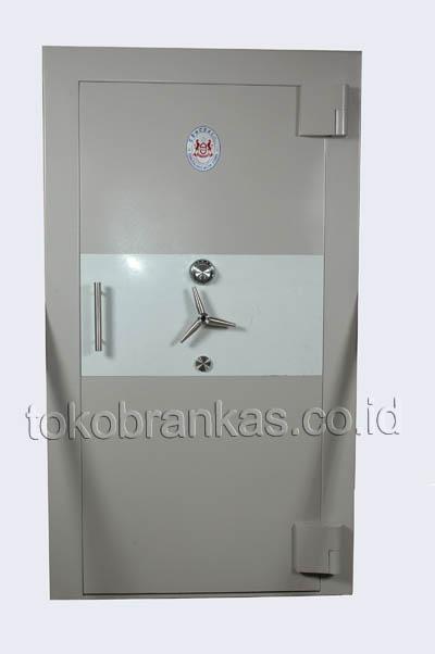 pintu khasanah besi-baja fire door vault door tipe 50