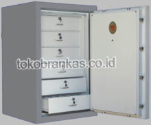 BPKB file safes 4 laci (4 drawer)