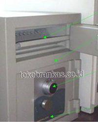 spbu ccd safes i / Brankas Kasir