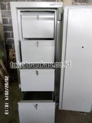 lemari arsip – filing cabinet 2 laci (2 drawer)
