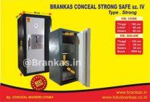 Pabrik Brankas BPKB Concealindo standar SNI