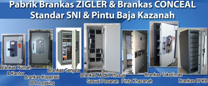 Produk Brankas Berkualitas – Harga Brankas Surabaya Tahan Api Standar SNI