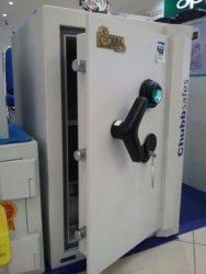 Jual Brankas di Sampang Line Opal B-530 Chubb Safes Digital Secure