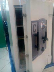 Jual Brankas di Situbondo Cabinet tahan api Chubb safes Brankas 4 laci