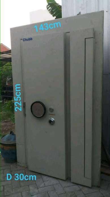 Ukuran Pintu Khasanah Chubb