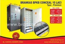 Brankas BPKB Conceal