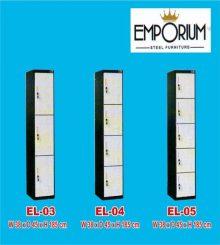 Lemari Loker (Locker Besi) 5 Pintu EL-5 Conceal Mandiri