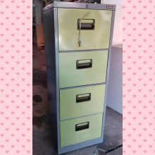 Lemari besi 4 laci Filling Cabinet LION filing kabinet plat tebal