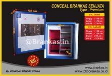 New Custom Brankas BPKB Concealindo Design Khusus Sesuai Pesanan
